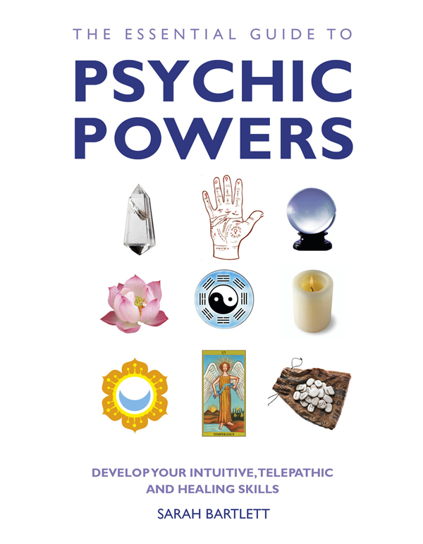 a guide to accessing your own psyhic abilities