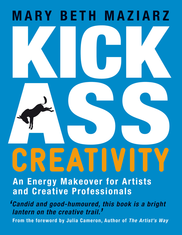 An Energy Makeover for Artists and Creative Professionals