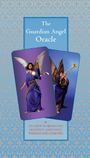 a card deck to tap into the amazing power of angels