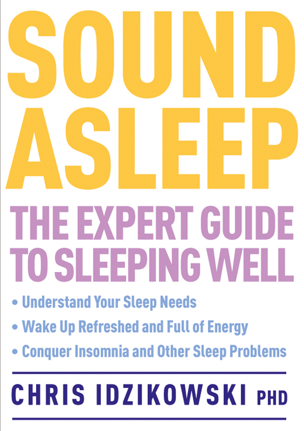 The Expert Guide Book to Sleeping Well