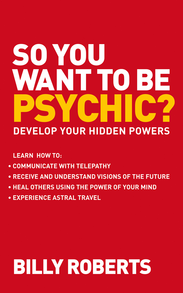 Unlock your hidden psychic powers with this stunning book