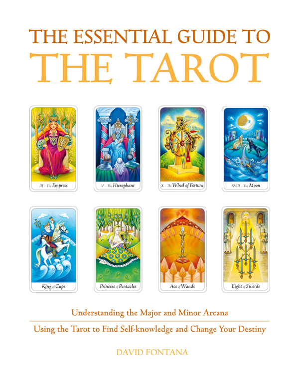A guide book to the history and practices of tarot cards