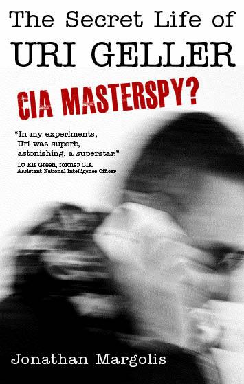 Discover Uri Geller's life as a CIA masterspy
