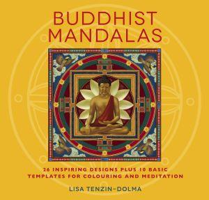 Colour and meditate on Buddhist mandalas