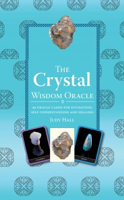 Use crystals for divination and healing