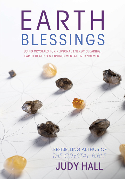 Using Crystals for energy earth healing