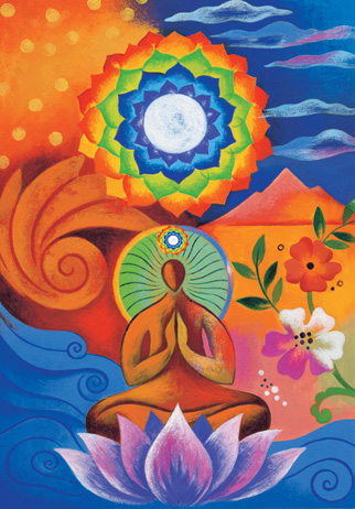 meditation-for-the-crown-chakra
