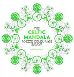 celtic mandala colouring book