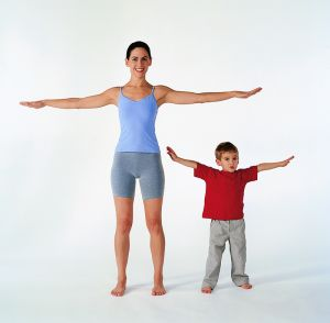 Yoga for you and your child a