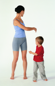 Yoga for you and your child b