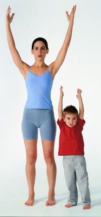 Yoga for you and your child c