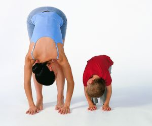 yoga for you and your child d
