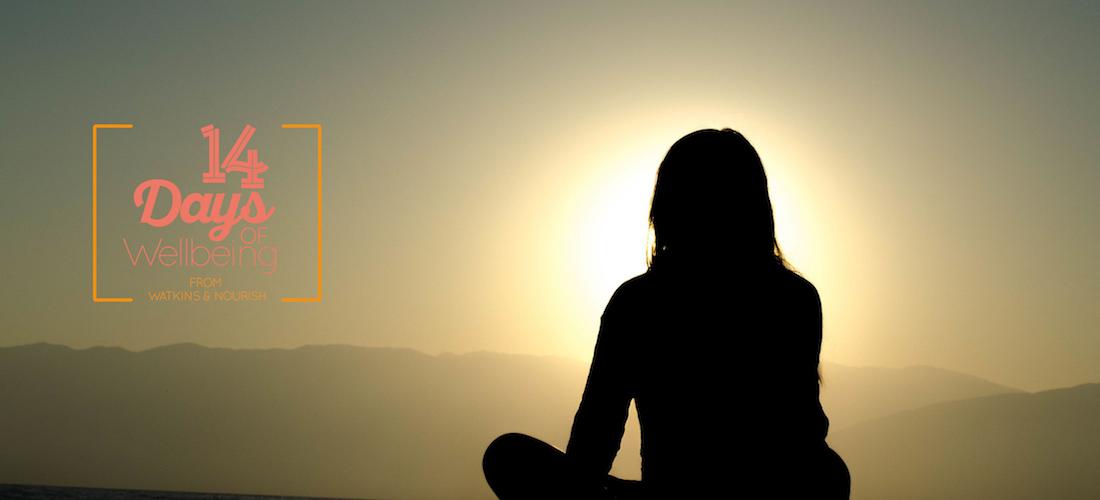 14 days of wellbeing - watkins blog 24