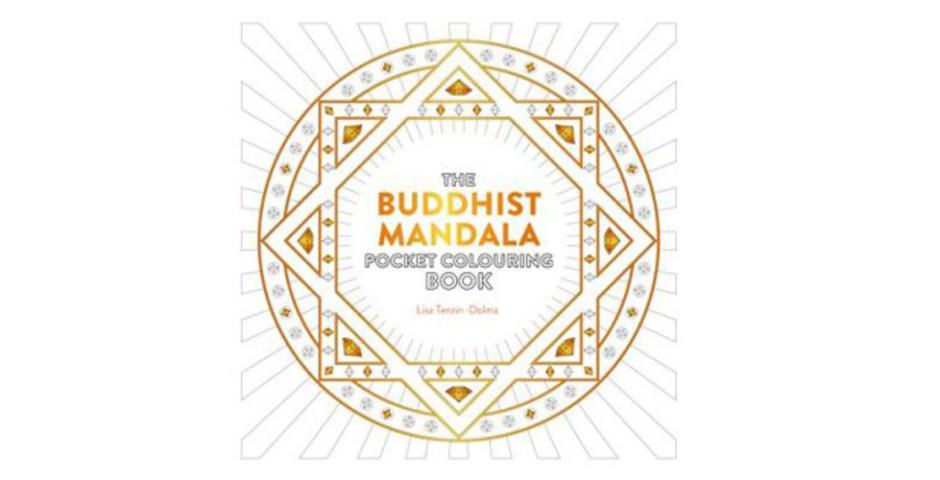 The Buddhist Mandala Colouring Book
