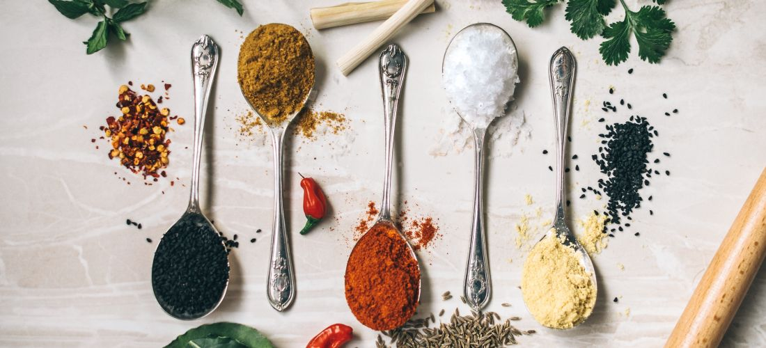 Herbs and Spices to Rewind Your Body Clock