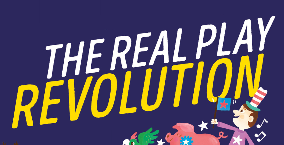 The Real Play Revolution:  FREE activity worksheet download!
