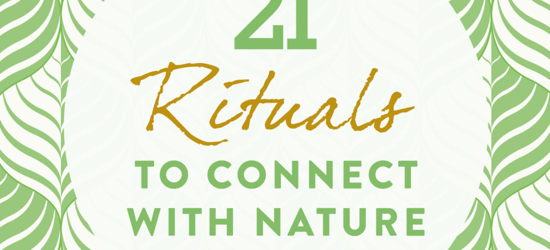 Rediscover the Joy of the Natural World