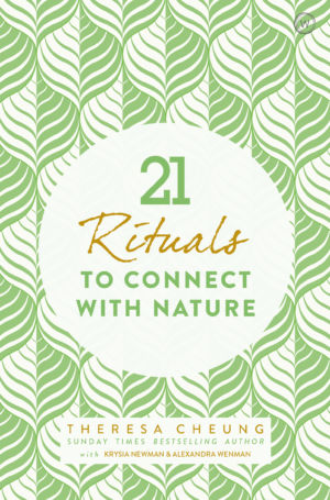 21 rituals to connect with nature book cover