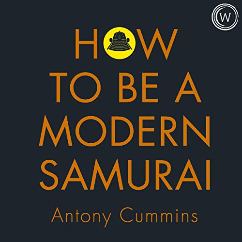 audiobook cover how to be a modern samurai