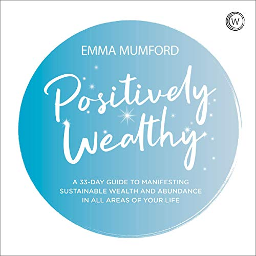 audiobook cover positively wealthy
