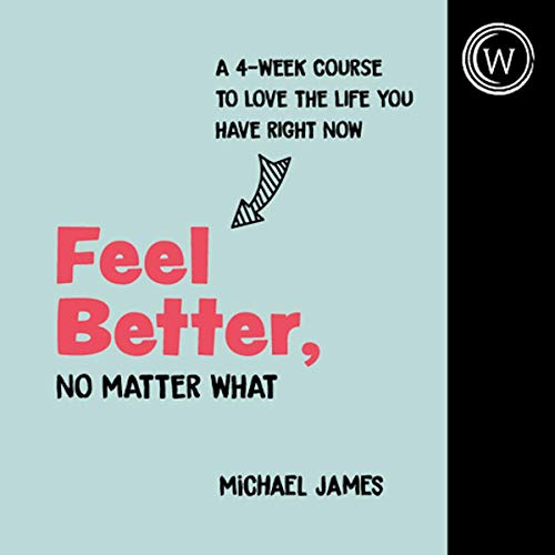 feel better no matter what audiobook cover