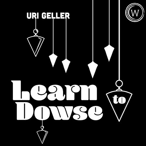audiobook cover learn to dowse uri geller
