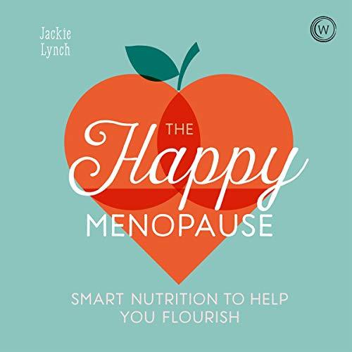 happy menopause audiobook cover