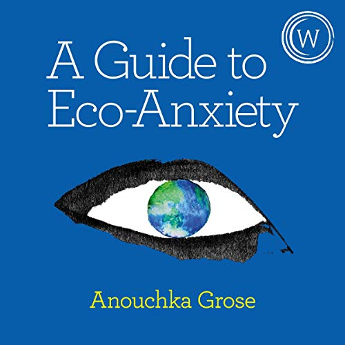 audiobook cover a guide to eco anxiety