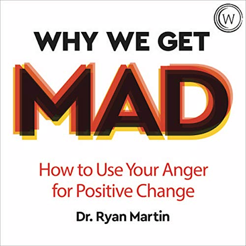 audiobook cover why we get mad