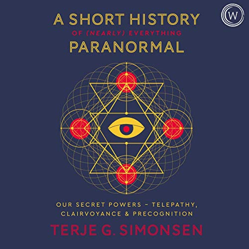 audiobook cover short history nearly everything paranormal
