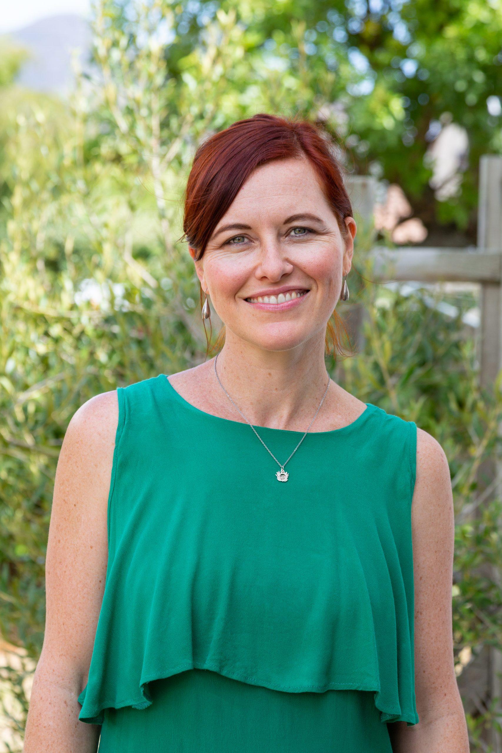 photo of author Bridget McNulty