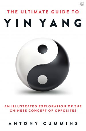 book cover ultimate guide to yin yang by antony cummins