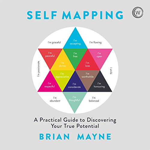 audiobook cover self mapping by brian mayne