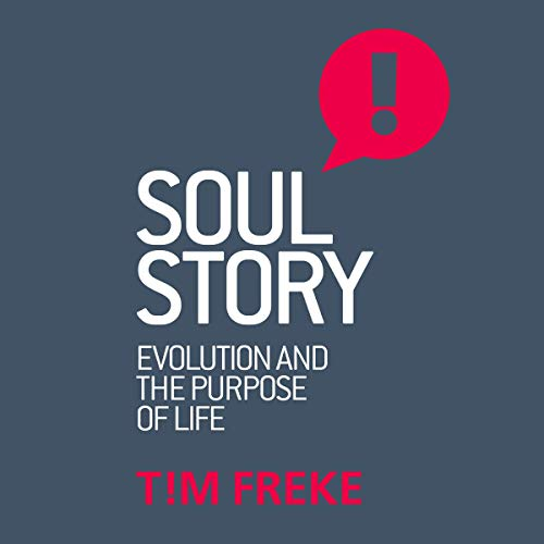audiobook cover soul story by tim freke