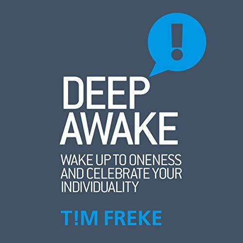 audiobook cover Deep Awake by Time Freke