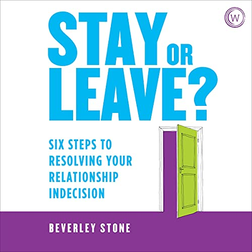 audiobook cover Stay Or Leave by Beverley Stone