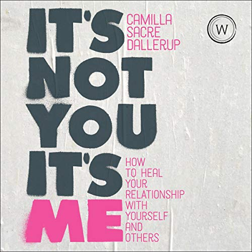 audiobook cover it's not you it's me