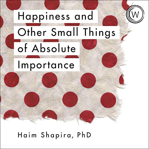audiobook cover happiness