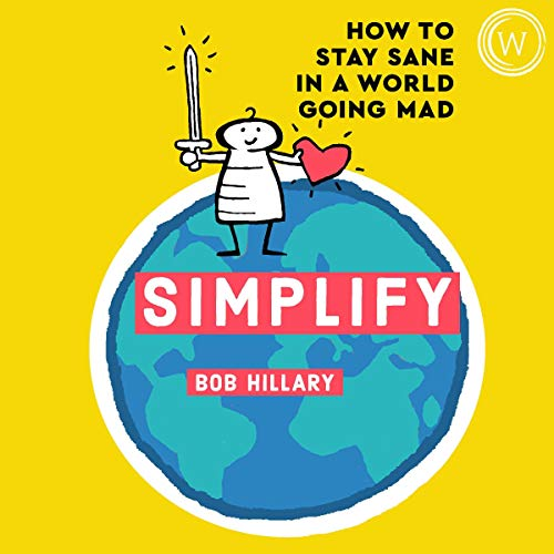 audiobook cover Simplify by Bob Hillary
