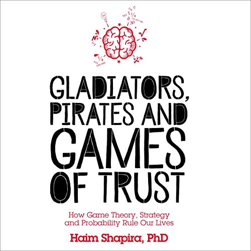 audiobook cover gladiators pirates and games of trust