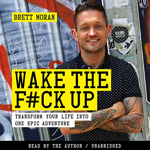 audiobook cover wake the f-ck up