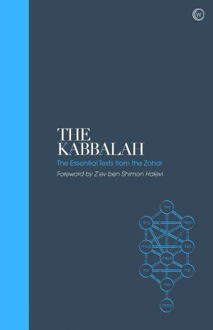 book cover the Kabbalah sacred texts