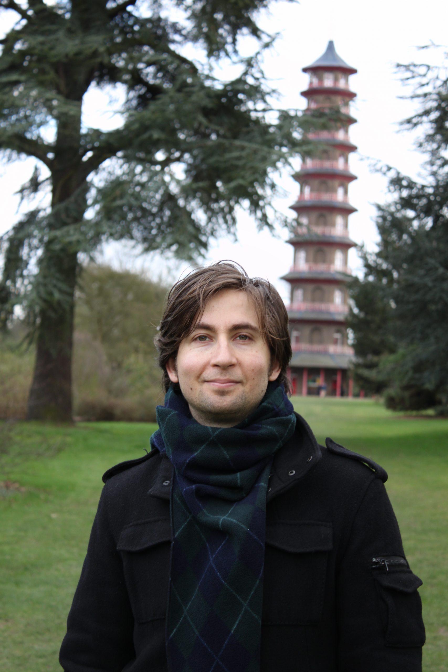 photo of author Etan Ilfeld