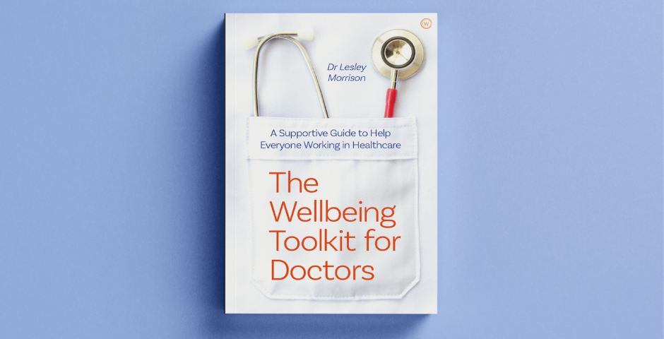 The Wellbeing Toolkit for Doctors Paperback