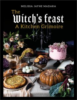 book cover for The Witch's Feast