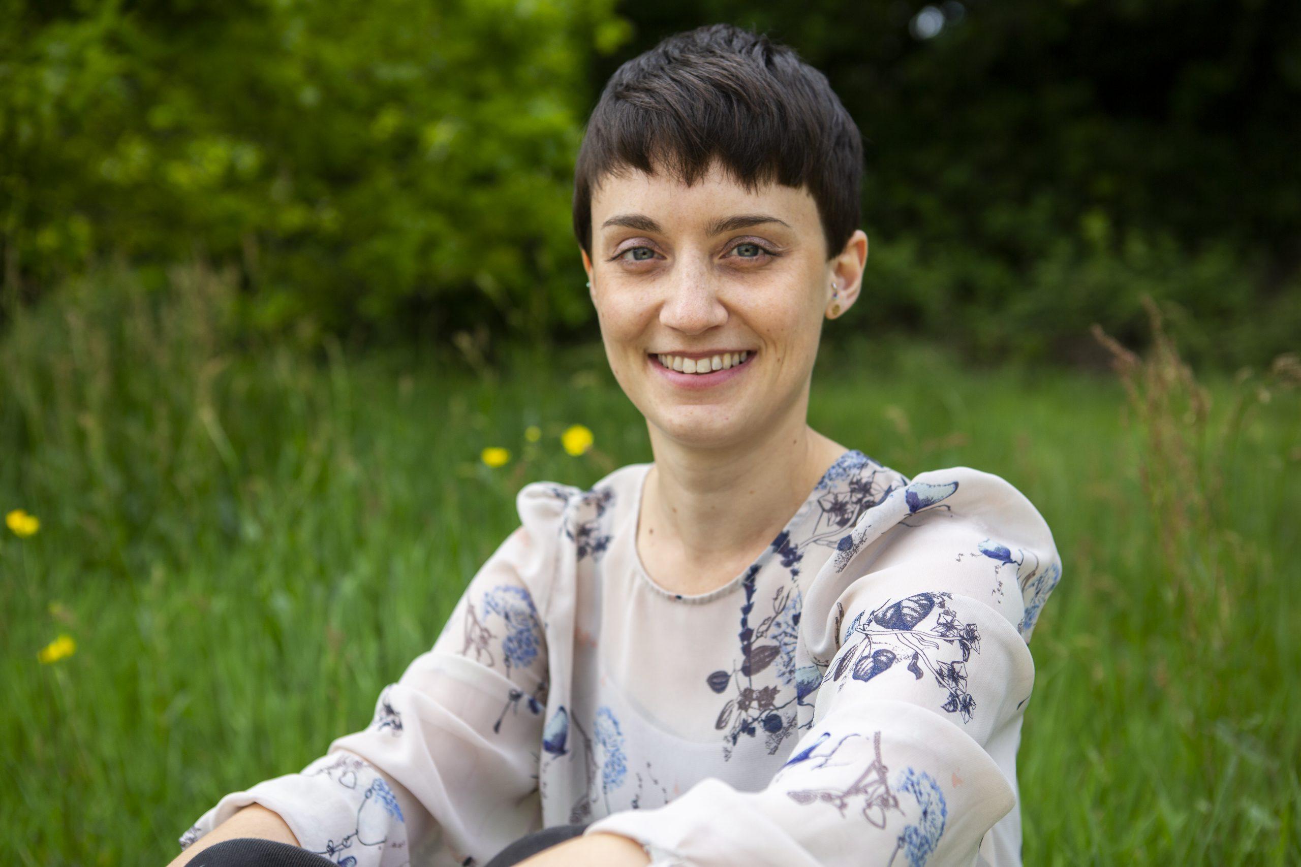 author photo of Ellen Tout