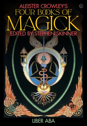 book cover Four Books of Magick