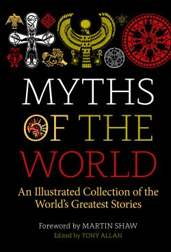 book cover of Myths of the World
